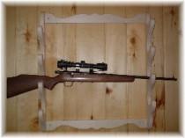 wooden gun racks